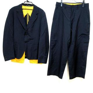 ヨウジヤマモト(Yohji Yamamoto)のヨウジヤマモト シングルスーツ サイズ3 L(セットアップ)