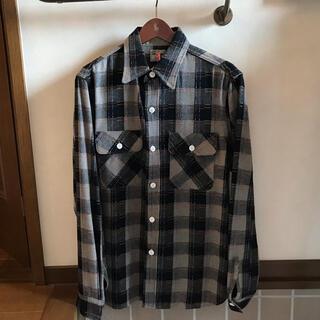 ドゥニーム(DENIME)の【ドゥニーム(DENIME)】メンズチェックシャツ ネルシャツ(シャツ)
