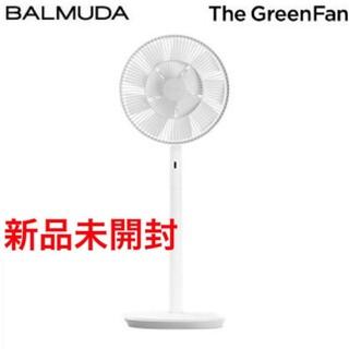 バルミューダ(BALMUDA)のラスト1点 BALMUDA The GreenFan EGF-1700 ホワイト(扇風機)