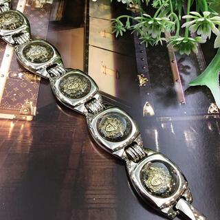 ジャンニヴェルサーチ(Gianni Versace)のジャンニヴェルサーチ コンビ ブレスレット(ブレスレット)