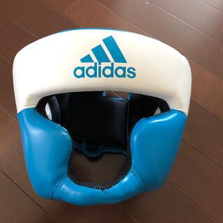 adidas - ヘッドギアxs