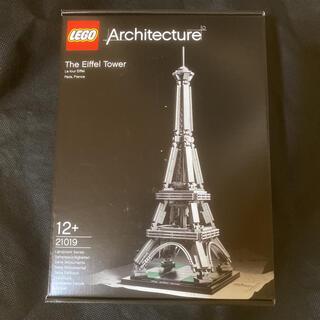 レゴ(Lego)の新品 未開封 LEGO レゴ アーキテクチャー エッフェル塔 パリ 送料無料(積み木/ブロック)