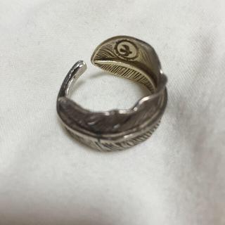 ゴローズ(goro's)のゴローズ フェザーリング(リング(指輪))