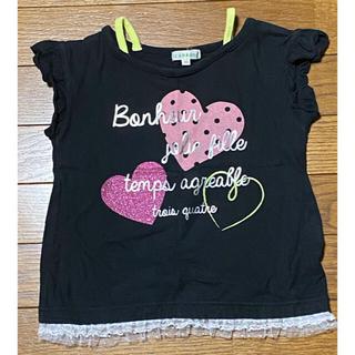 サンカンシオン(3can4on)のTシャツ 100 ノースリーブ(Tシャツ/カットソー)