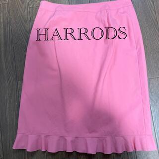 ハロッズ(Harrods)のHARRODS スカート(ひざ丈スカート)