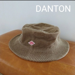 ダントン(DANTON)の【DANTON】ダントン ハット コーデュロイ(ハット)