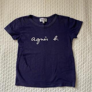 アニエスベー(agnes b.)のアニエスべー Tシャツ キッズ M(Tシャツ/カットソー)