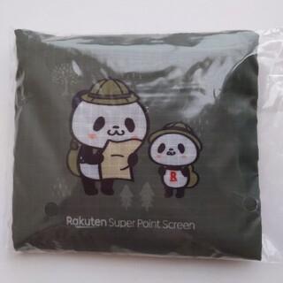 ラクテン(Rakuten)の楽天 お買い物パンダ エコバッグ(エコバッグ)