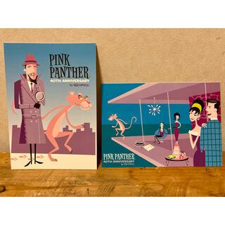 ピンクパンサー 40th ポストカード / by SHAG(写真/ポストカード)