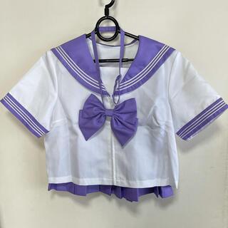 紫セーラー(衣装一式)