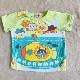 バンダイ(BANDAI)のアンパンマン  Tシャツ 半袖 80 男の子 女の子(Tシャツ)