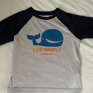 パタゴニア(patagonia)のPatagonia パタゴニア キャプリーン Tシャツ ラッシュガード スイム(Tシャツ)