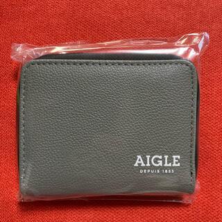 エーグル(AIGLE)の新品未使用MonoMax蛇腹カードケース(折り財布)