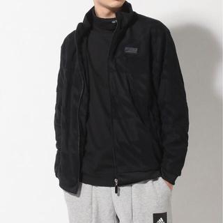アディダス(adidas)の新品未使用 adidas originals トラックジャケット XL ブラック(ブルゾン)