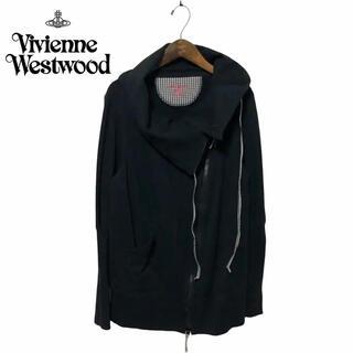 ヴィヴィアンウエストウッド(Vivienne Westwood)の【Vivienne Westwood】変形デザインスウェット(トレーナー/スウェット)