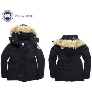 カナダグース(CANADA GOOSE)の国内正規品CANADAGOOSEカナダグース /ダウンジャケット/S/ブラック(ダウンジャケット)