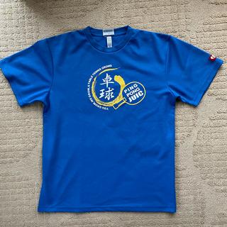 ジュウイック(JUIC)のJUIC 卓球Tシャツ Mサイズ JTTA公認(卓球)