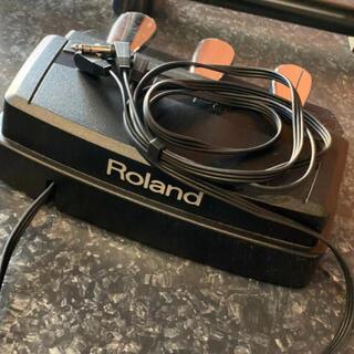 ローランド(Roland)のRoland ローランドフットペダル RPU-3(電子ピアノ)