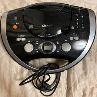 ヤマゼン(山善)のYAMAZEN CDラジオプレーヤー CR-3125(ポータブルプレーヤー)