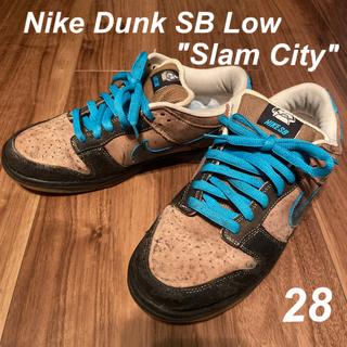 """ナイキ(NIKE)のNike Dunk SB Low """"Slam City""""(スニーカー)"""