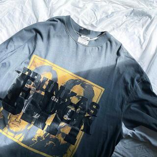 バレンシアガ(Balenciaga)のVETEMENTS Drinking Problem(Tシャツ/カットソー(七分/長袖))
