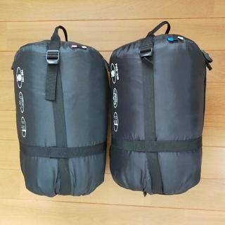 Bears Rock 封筒型寝袋(MX-604)  2個セット(寝袋/寝具)