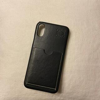 ロエベ(LOEWE)のLoewe iPhoneケース iPhoneXs(iPhoneケース)