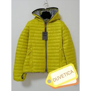 DUVETICA - ★新品・レディース★【DUVETICA デュベティカ】ダウンジャケット 黄