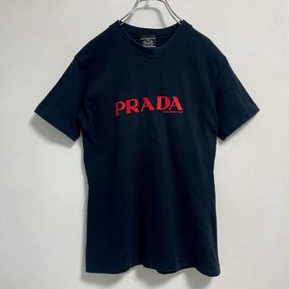 プラダ(PRADA)のPRADA tops Tシャツ(Tシャツ(半袖/袖なし))