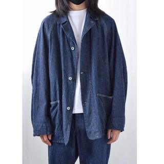 サカイ(sacai)のcomoli デニムワークジャケット(Gジャン/デニムジャケット)