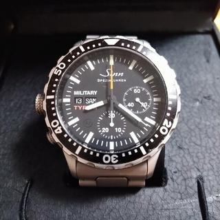 シン(SINN)のsinn military type2 ジン 時計 ミリタリーウォッチ 限定(腕時計(アナログ))