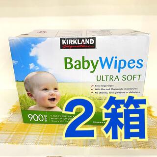 コストコ(コストコ)のベビーワイプ 赤ちゃん おしりふき 2箱 18個 新品 出産準備 コストコ(ベビーおしりふき)