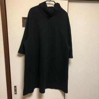 ユリウス(JULIUS)の良品 NILφS ハイネック タートルネック ビッグ Tシャツ カットソー 2(Tシャツ/カットソー(七分/長袖))