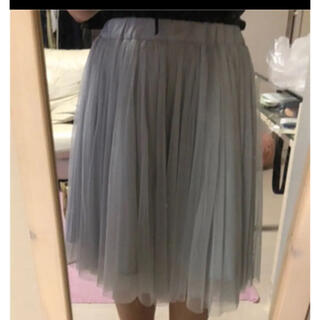 バナーバレット(Banner Barrett)のバナーバレット チュールスカート(ひざ丈スカート)