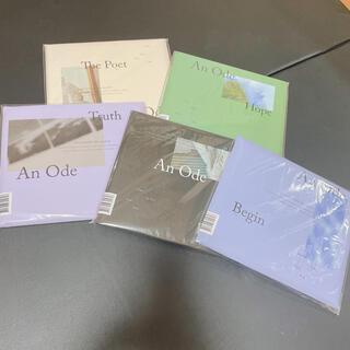 セブンティーン(SEVENTEEN)のseventeen an ode 5枚セット CD アルバム(K-POP/アジア)
