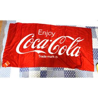 コカコーラ(コカ・コーラ)の【値下げ】コカコーラ タオル(タオル/バス用品)