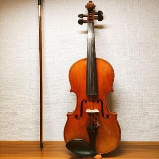 【天然杢麗音】スズキ No.520 1/4 バイオリン 1993(ヴァイオリン)