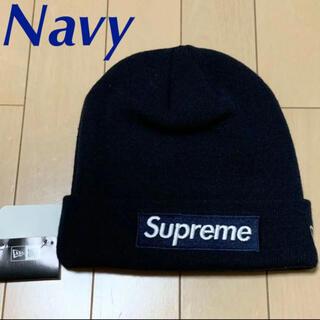 シュプリーム(Supreme)のSupreme New Era Box Logo Beanie ビーニー(ニット帽/ビーニー)