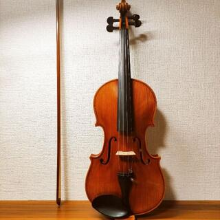 【良乾燥麗音】スズキ No.520 4/4 バイオリン 1983(ヴァイオリン)