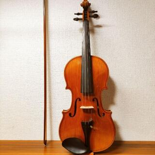 【虎杢良音】スズキ No.520 4/4 バイオリン 1992(ヴァイオリン)