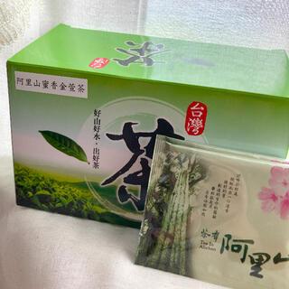 台湾阿里山金萱烏龍茶 30パック入り(茶)