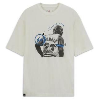 ナイキ(NIKE)のTravis Scott Nike Fragment T-shirt XXL (Tシャツ/カットソー(半袖/袖なし))