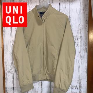 ユニクロ(UNIQLO)の【お値引きセール】MA-1 ブルゾン ジャケット ミリタリー(ミリタリージャケット)