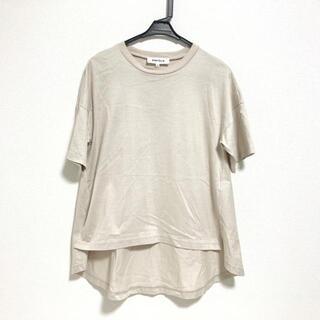 エンフォルド(ENFOLD)のエンフォルド 半袖Tシャツ サイズ38 M -(Tシャツ(半袖/袖なし))