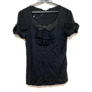 トゥービーシック(TO BE CHIC)のトゥービーシック 半袖カットソー 2 M美品 (カットソー(半袖/袖なし))
