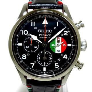 SEIKO - セイコー 腕時計美品  プレザージュ メンズ