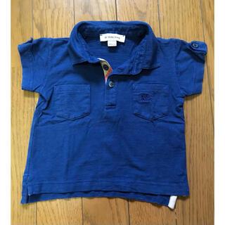 バーバリー(BURBERRY)のバーバリー ポロシャツ 62cm(Tシャツ)