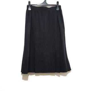 クロエ(Chloe)のクロエ ロングスカート サイズ42 L - 黒(ロングスカート)