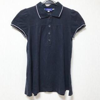 バーバリーブルーレーベル(BURBERRY BLUE LABEL)のバーバリーブルーレーベル 半袖ポロシャツ(ポロシャツ)