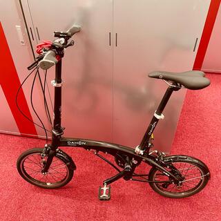 ダホン(DAHON)のDAHONダホン EEZZ D3 折り畳み自転車 16インチ 2018年(自転車本体)